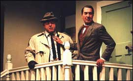 a review of fredrick knotts classical thriller wait until dark Frederick knott only wrote three plays dial m for murder, write me a murder, and wait until dark wait until dark is a thriller about susy.