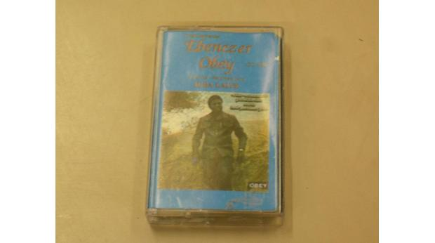 A cassette of Nigerian music