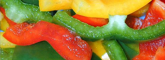 Peppers used in Mexican cooking
