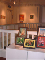The Gallery in The Shire Hall