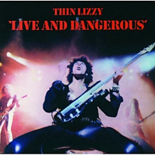 Review of Live and Dangerous / Johnny the Fox / Jailbreak