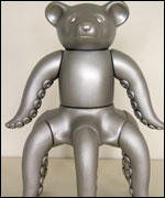 Theo Kaccoufa's Squid Bear