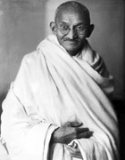 BBC Religion Hinduism Gandhi Mohandas Mahatma Gandhi - Gandhi religion