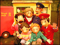 Postman Pat stage show