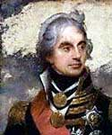 Painting of Viscount Horatio Nelson