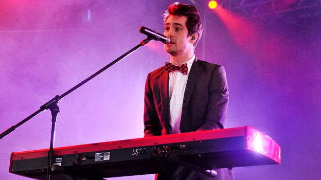 Panic! At The Disco at Big Weekend 2011