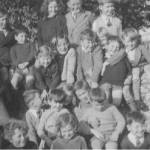 Children in Wartime Rodmell