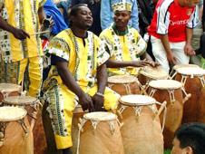 BBC - GCSE Bitesize: African music