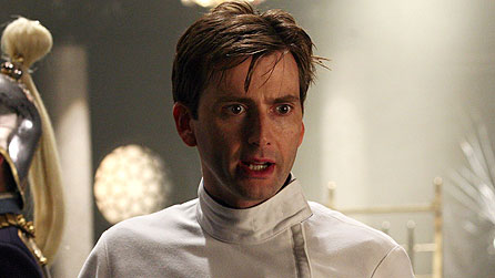 David Tennant in Hamlet (image: BBC/Illuminations Media/RSC)