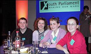 Youth Parliament MPs