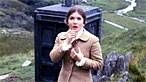 Deborah Watling as Victoria Waterfield in Doctor Who: The Abominable Snowmen (1967)
