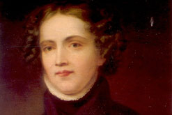 Anne Lister: copyright courtesy of Calderdale Museums