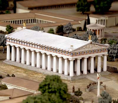 BBC History Ancient History in depth Ancient Greek Olympics Gallery