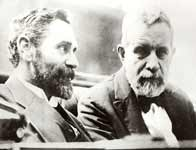 Image of Sir Roger Casement and John Devoy