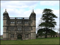 Tixall Gatehouse, Tixall, Staffordshire