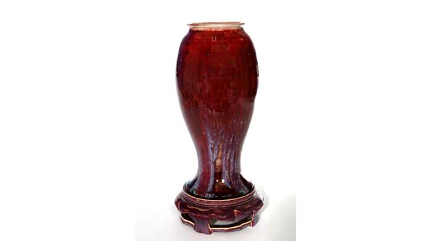 Bbc A History Of The World Object Ruskin Vase