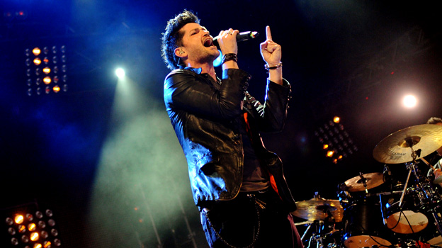 The Script at Big Weekend 2011