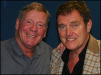 Billy and Alvin Stardust