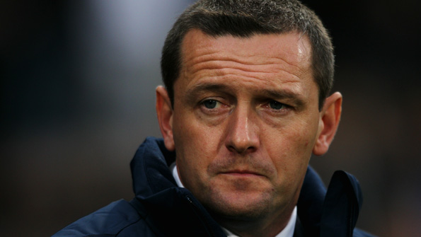 Coventry City manager Aidy Boothroyd.