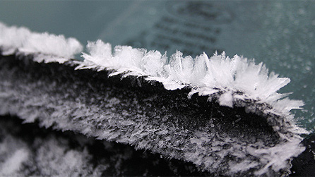 Iced up windscreen wipers by Dickie-Dai-Do.