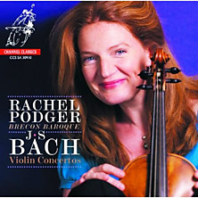 Review of Violin Concertos (feat. violin: Rachel Podger; Brecon Baroque)
