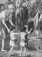 an overview of the irish potato famine in 19th century (1845–51)the famine originated with the recurrent failure of the potato crop: around 1 million died in ireland as a result either of starvation or—more commonly.
