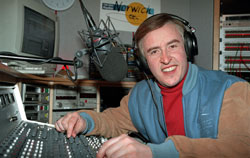 A-ha - Alan Partridge is back at the controls!