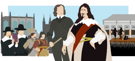 charles is relationship with parliament from 1625 to 1640 camino