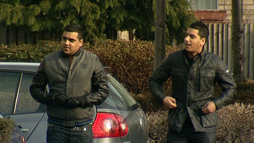 Bilal and Abbas Ahmed, who feature on Rogue Traders in the 6th May 2010 edition of Watchdog