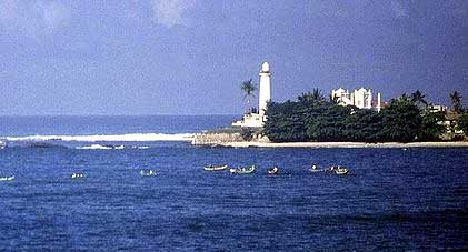 Galle Harbour 2002