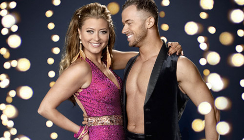 Holly and Artem