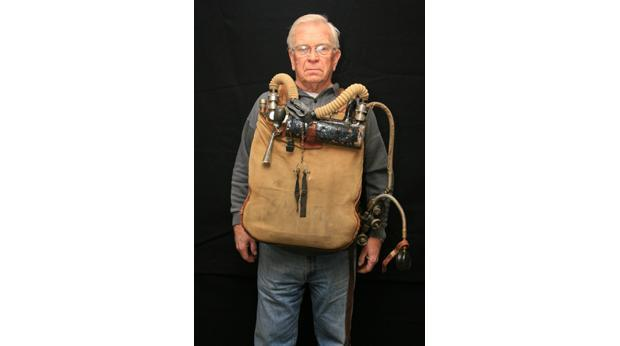 Proto self-contained breathing apparatus