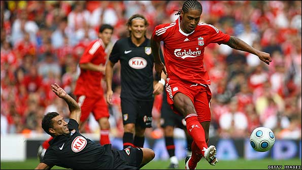 Glen Johnson will strengthen Liverpool's defence