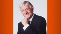 Sir Michael Parkinson presents music from jazz royalty, live from the Cheltenham Jazz Festival