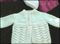 Premature Baby Jacket