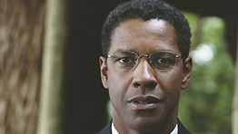 Denzel Washington in The Manchurian Candidate