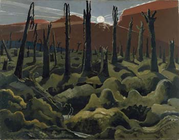 'We are Making a New World' by Paul Nash