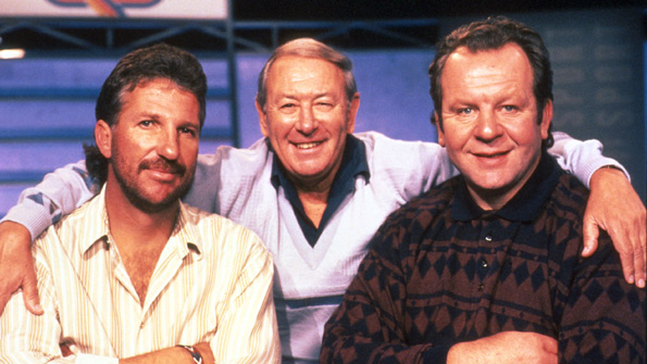 Ian Botham, David Coleman and Bill Beaumont on A Question Of Sport