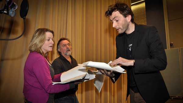 Picture of Rosie Cavaliero, Ron Cook, David Tennant