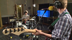 Soft Toy Emergency perform Critical live in session at Maida Vale studios