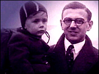 Sir Nicholas Winton as a young man