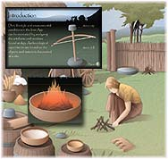 Activity: 'Iron Age Life' game