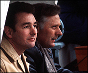 Clough with Taylor