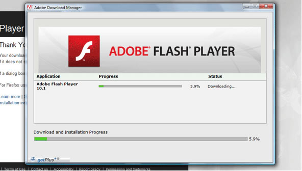 download adobe flash player gratis firefox