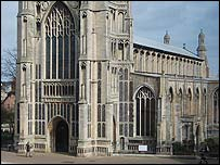 St Peter Mancroft Church, Norwich