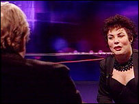 Ruby Wax takes on Christopher Hitchens