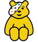 Pudsey is back in town for BBC Children In Need 2008