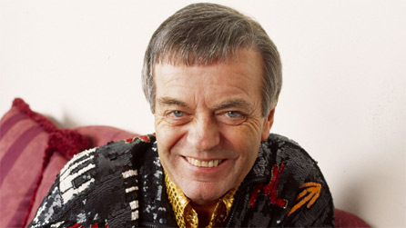New BBC Radio 2 DJ and BBC veteran Tony Blackburn
