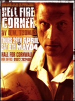 Hell Fire Corner poster