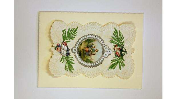 BBC A History of the World Object Victorian Valentine Card – Victorian Valentine Card